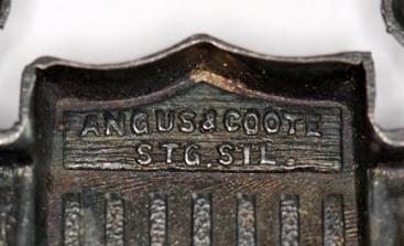 Hallmarks of US badges & insignia
