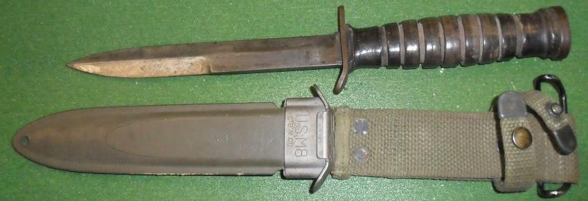 Boker M3 trench knife