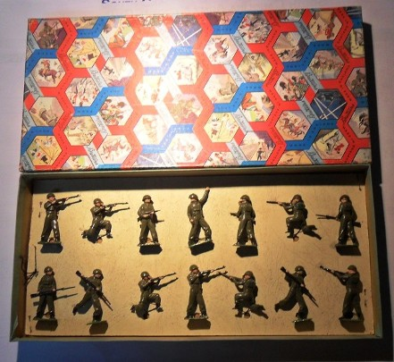Britains toys history